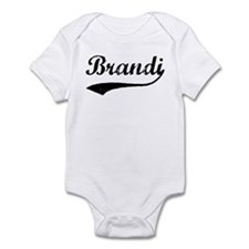 Vintage: Brandi Infant Bodysuit