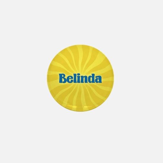 Belinda Sunburst Mini Button