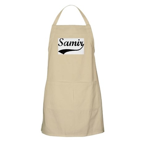 Vintage: Samir BBQ Apron