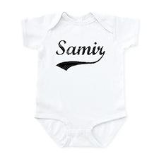 Vintage: Samir Infant Bodysuit