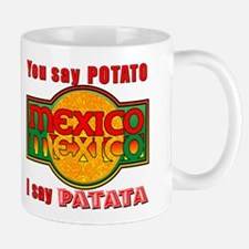 You Say Tomato I Say Tomate Potato Potata Mug