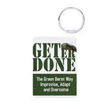 Get Er Done - Improvise, Adapt and Overcome Alumin