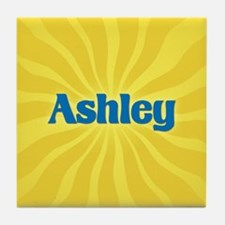Ashley Sunburst Tile Coaster