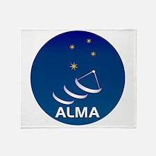 ALMA Throw Blanket