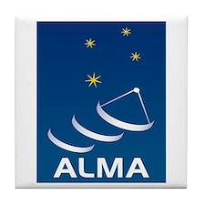 ALMA Tile Coaster