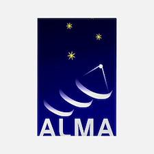 ALMA Rectangle Magnet