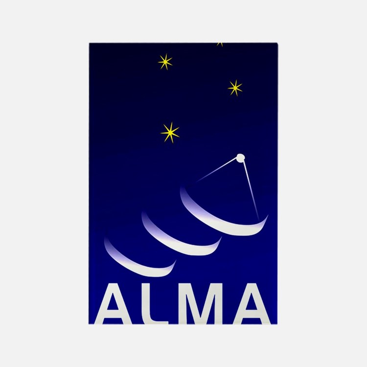 ALMA Rectangle Magnet