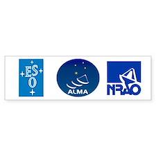 ALMA Bumper Sticker