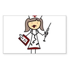 Nurse Decal