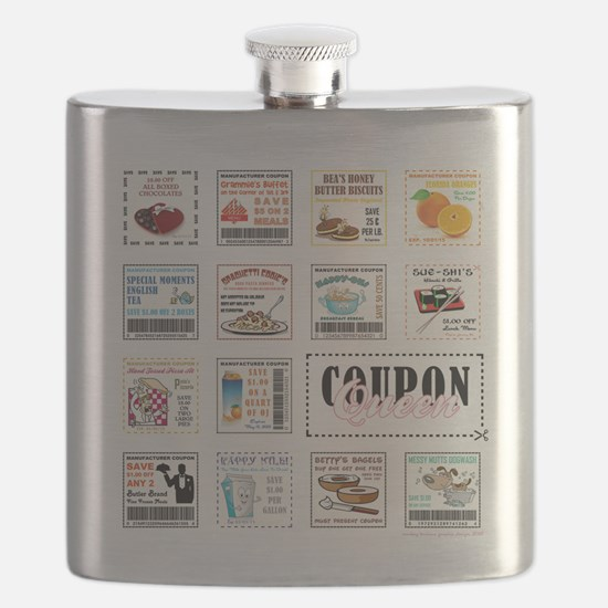 COUPON QUEEN Flask
