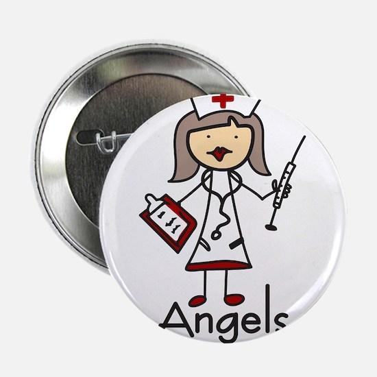 "Nurses 2.25"" Button"