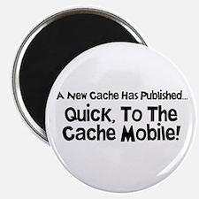 Cache Mobile Magnet
