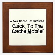 Cache Mobile Framed Tile