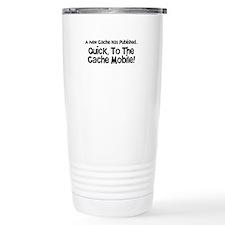 Cache Mobile Travel Mug