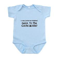 Cache Mobile Infant Bodysuit