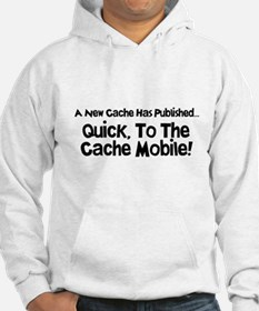 Cache Mobile Hoodie