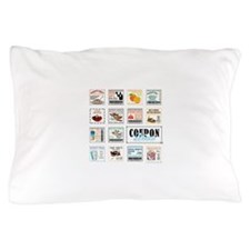 COUPON DIVA! Pillow Case
