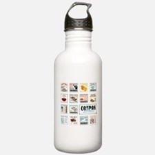 COUPON DIVA! Water Bottle