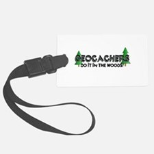 Geocachers Do It In The Woods Luggage Tag