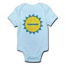 Anastasia Sunburst Infant Bodysuit