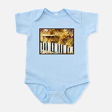 Musical Grunge Infant Bodysuit