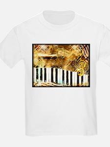 Musical Grunge T-Shirt