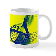 Rocky Balboa Quote Small Mug