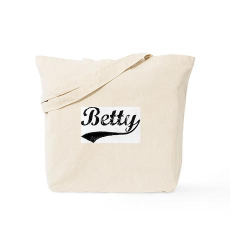 Vintage: Betty Tote Bag