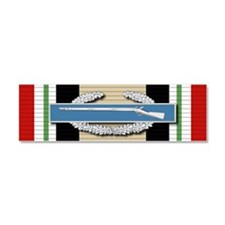 CIB Iraq Car Magnet 10 x 3