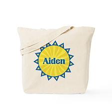 Aiden Sunburst Tote Bag