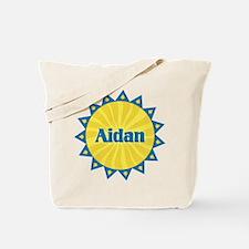 Aidan Sunburst Tote Bag