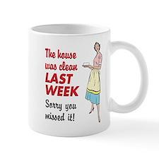 The House Was Clean Mug