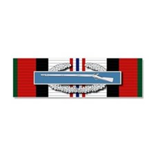 CIB Afghanistan Car Magnet 10 x 3