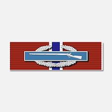 CIB Bronze Star Car Magnet 10 x 3
