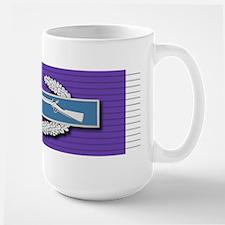 CIB Purple Heart Large Mug