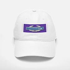 CIB Purple Heart Baseball Baseball Cap