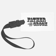 Father of the Groom Luggage Tag