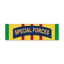 Special Forces Vietnam Car Magnet 10 x 3