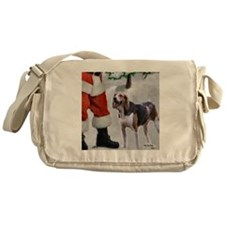 American Foxhound Messenger Bag