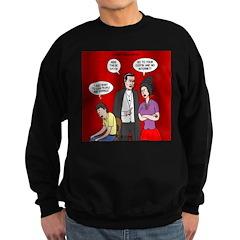 Vampire Generation Gap Sweatshirt (dark)