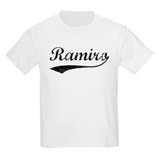 Vintage: Ramiro Kids T-Shirt