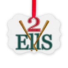 2 Ellsbury Ornament
