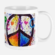 Love and Peace and Children Mug