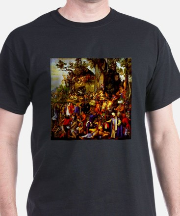 Martyrdom of the Ten Thousand T-Shirt