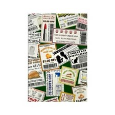 I COUPON! Rectangle Magnet (10 pack)