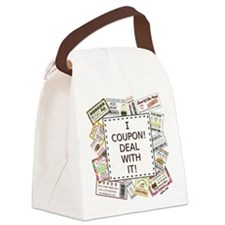 I COUPON! Canvas Lunch Bag