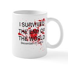 I survived the end of the world Mug