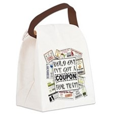 HOLD ON! Canvas Lunch Bag
