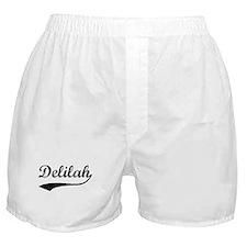Vintage: Delilah Boxer Shorts