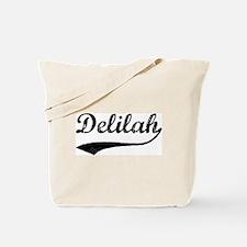 Vintage: Delilah Tote Bag